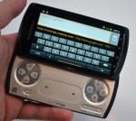 Xperia Play keyboard