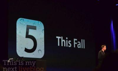 iOS coming This Fall