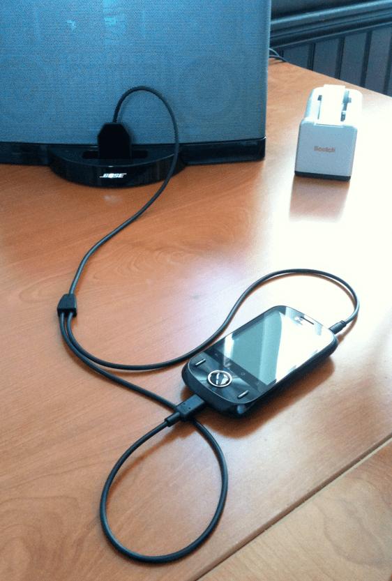 CableJive dockBoss+