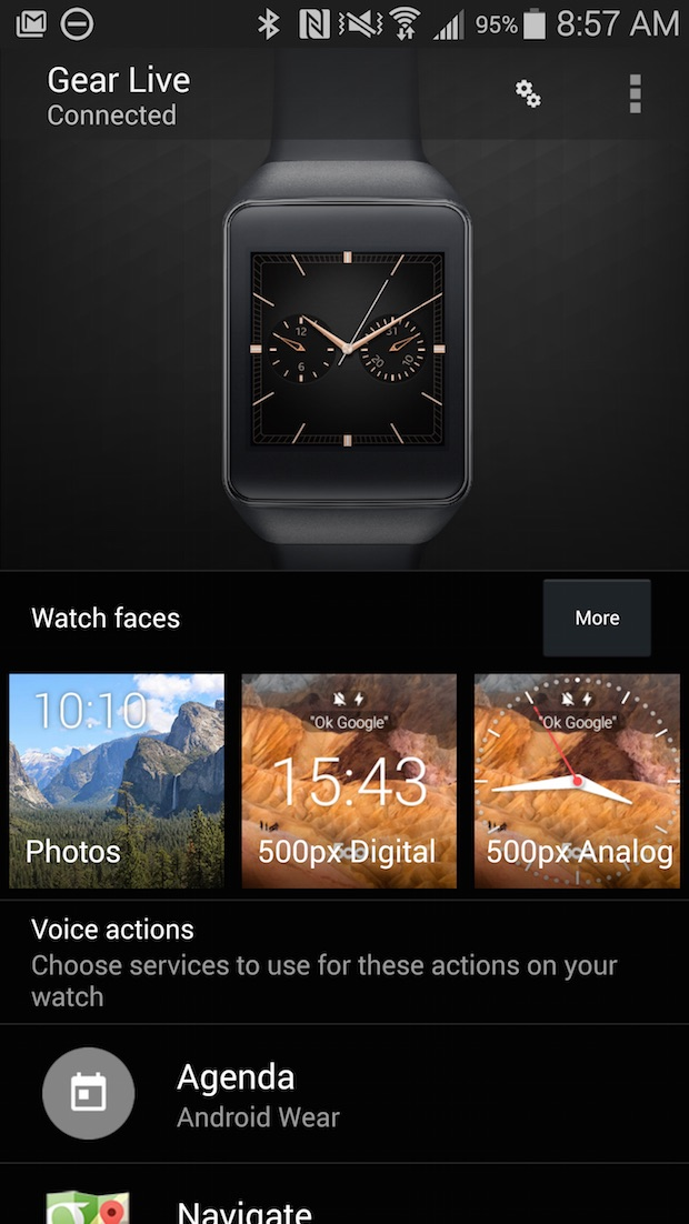 android wear updated for new watch faces