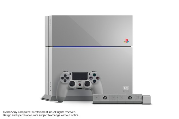 annivarsary edition PS4
