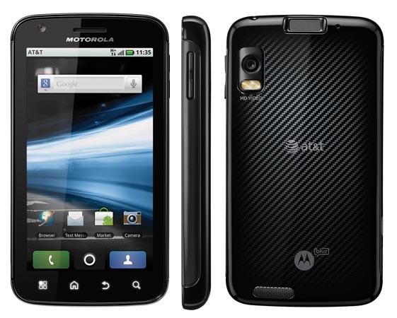 Atrix 4G