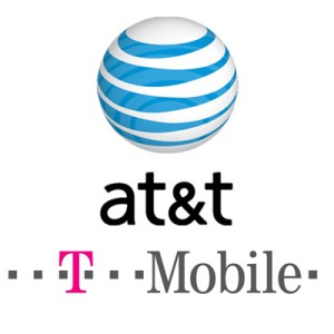 AT&T and T-Mobile