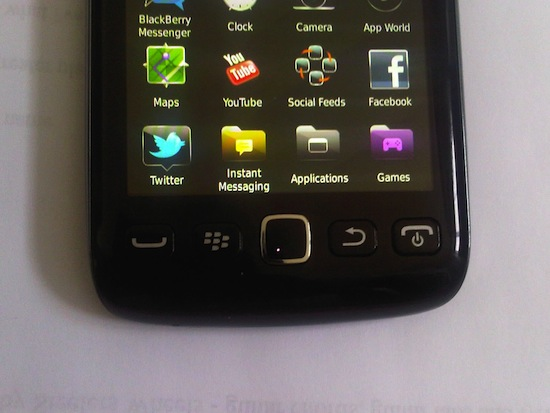 BlackBerry Touch 9860