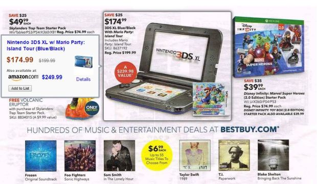best buy nintendo 3ds