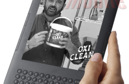 billy mays kindle