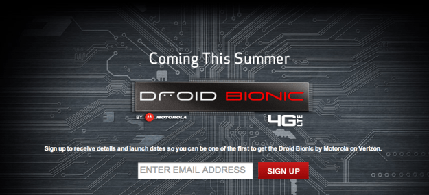 Droid Bionic