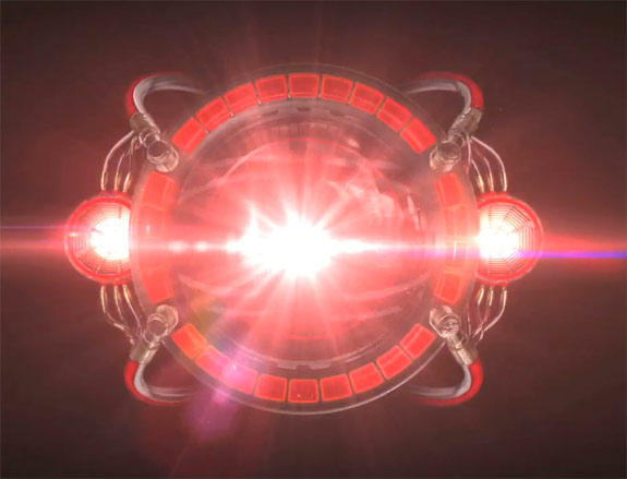 Bionic Red Eye
