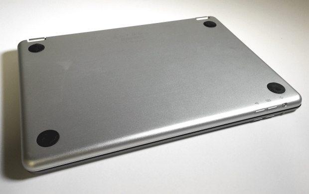 brydgeair keyboard bottom