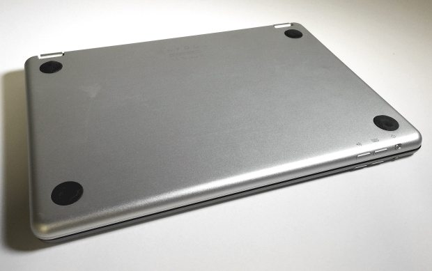 brydgeair keyboard bottom