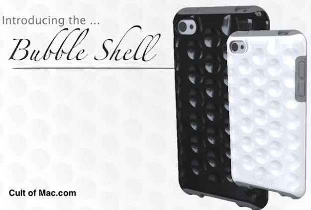 Hard Candy Bubble Shell case for the iPhone 4S