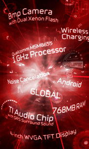 Droid Incredible 2 Specs