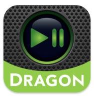Dragon Recorder iOS App Icon