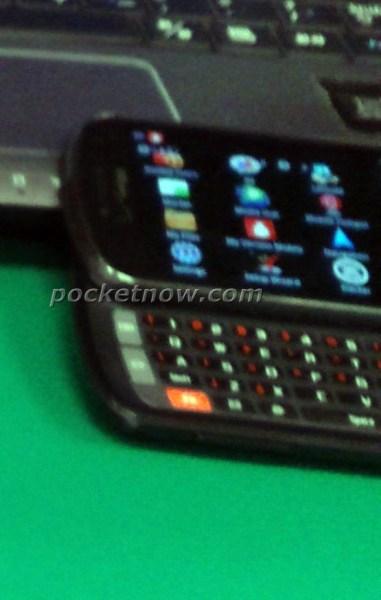 Samsung Android Slider