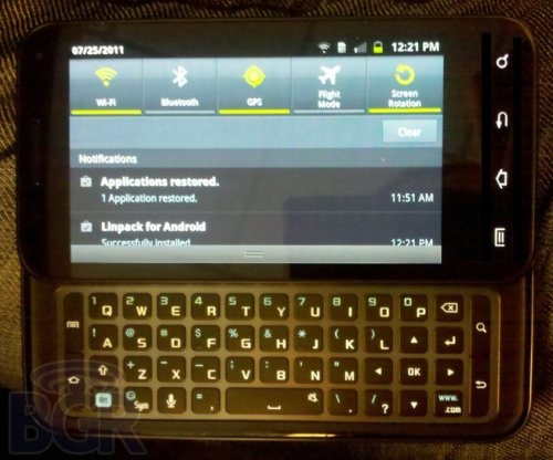Galaxy S II for AT&T?