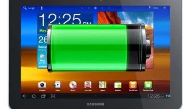 Samsung Galaxy Tab 10.1 Verizon Wireless 4G Battery Life