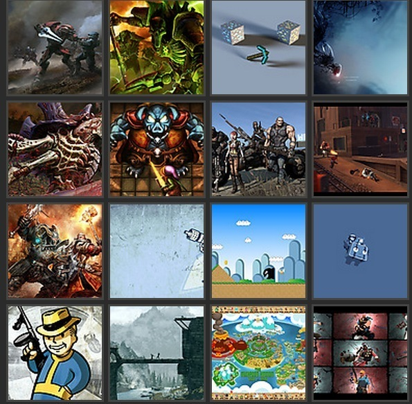 Check out a wonderfully mixed collection of iPhone 6  Plus wallpapers for gamers.