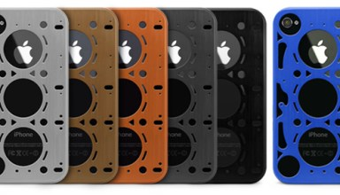 id America Gasket Case iPhone 4S