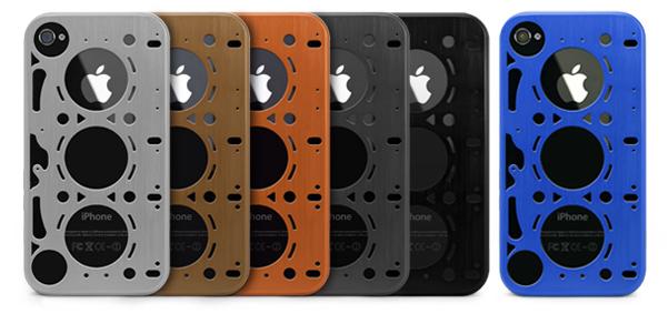 id America Gasket Case iPhone 4S