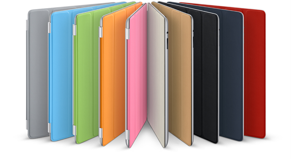 Smart Cover Reviews >> Apple Ipad 2 Smart Cover Early Hands On Reviews Are Glowing Gotta