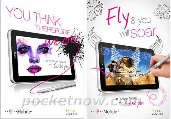 HTC Flyer Promo