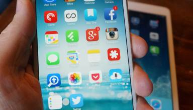 Here's a closer look at iOS 8.0.2 performance on the large iPhone 6 Plus.