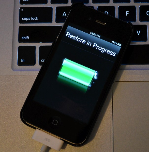iOS 8.1.3 iPhone 4s Reviews - 1
