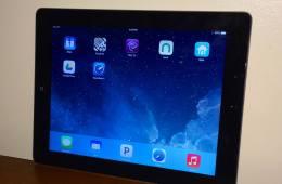 iPad 3 iOS 8.0.2 Review - 3