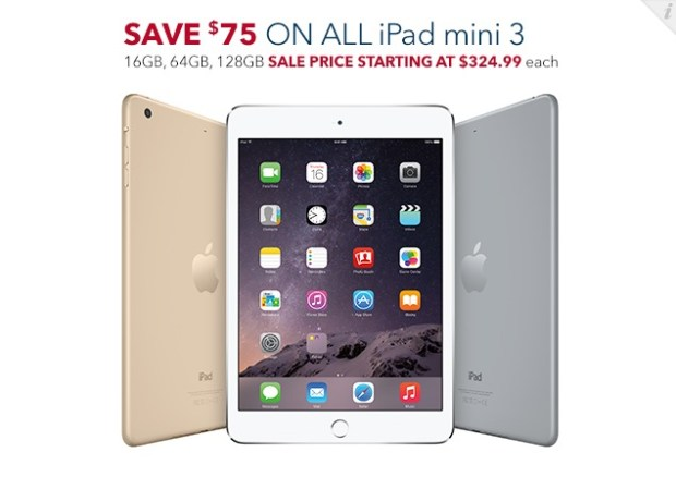Best Buy iPad Black Friday deals offer cash of instead of gift cards.