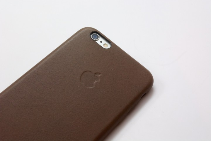 Leather iPhone 6 Plus Case