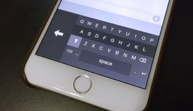 Here's how to use a one-handed iPhone 6 or iPhone 6 Plus keyboard.
