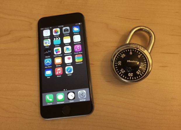 iPhone 6 privacy