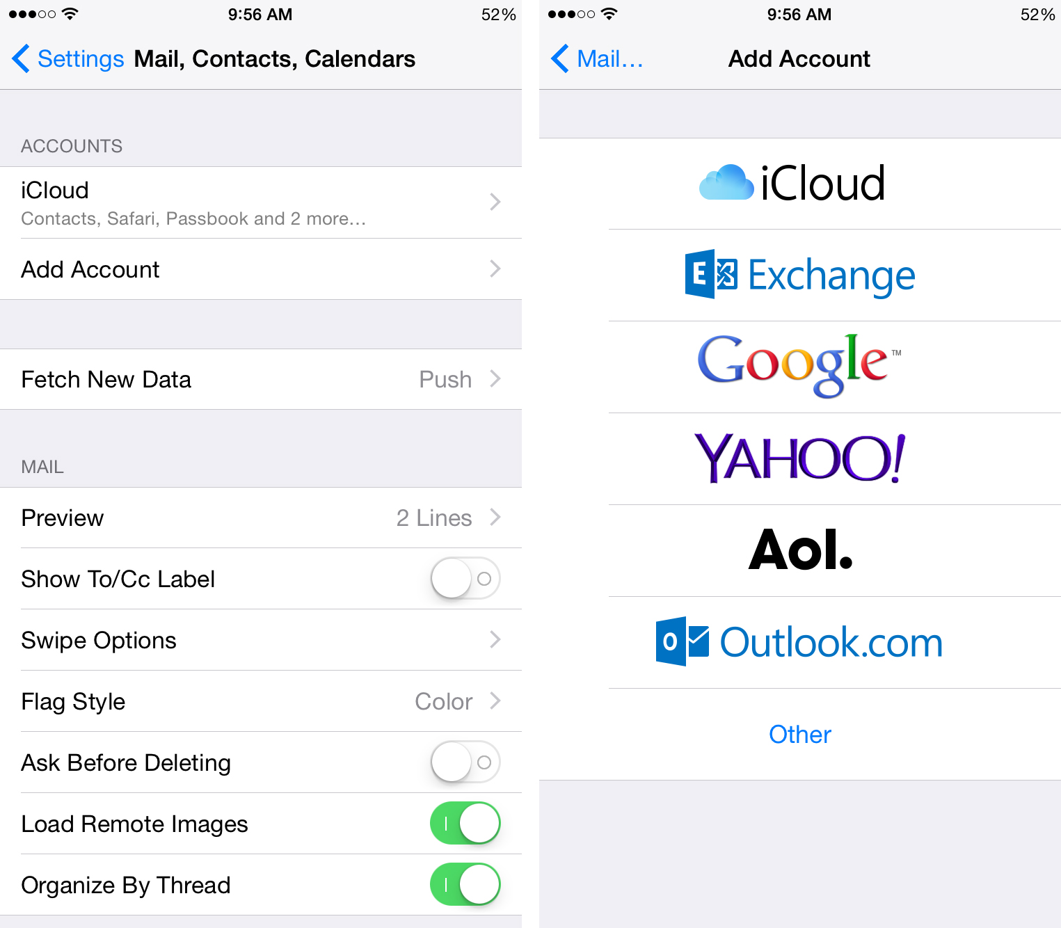 How to Sync Email and Calendar to iPhone