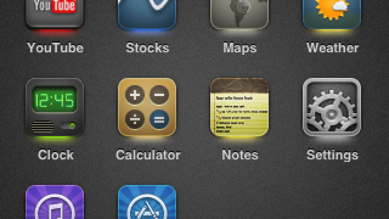 Top 5 Winterboard Themes for iPad, iPhone, and iPod Touch – Gotta Be