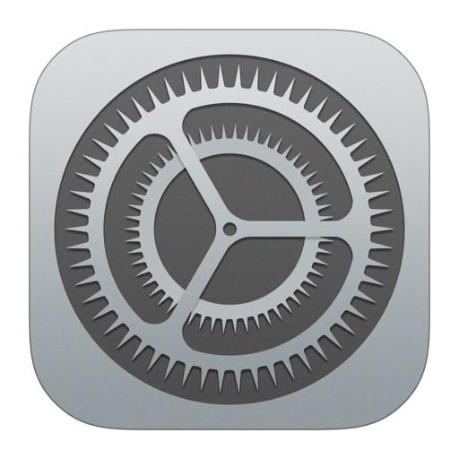 ios 8 settings icon