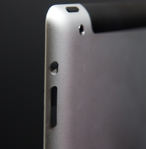 iPad 2 Review Tapered Side