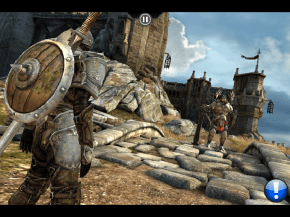 ipad 2 review infinity blade ipad