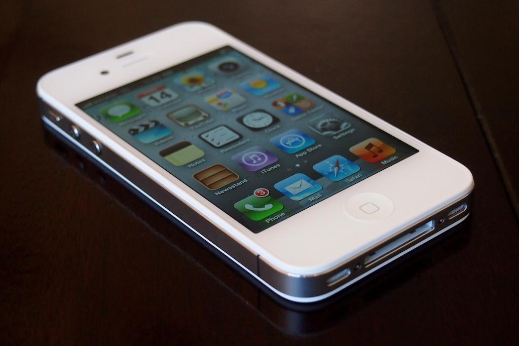 iphone 4 s nieuw