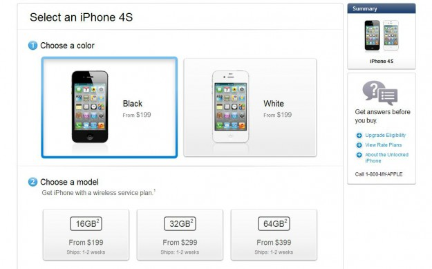 iphone preorder sold out