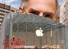 jobs overseeing apple