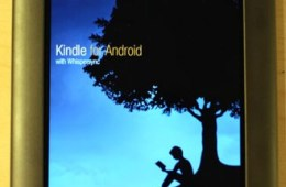 Kindle on the Nook Color