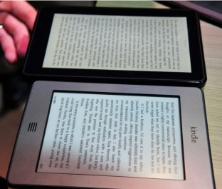 Kindle Touch and Kindle Fire