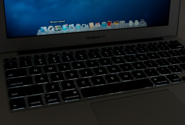 MacBook Air Keybord Backlit