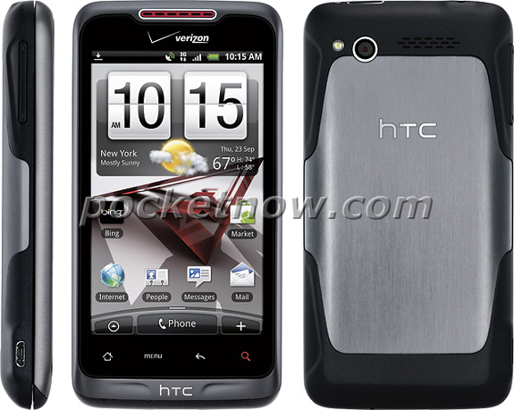 Verizon HTC Merge