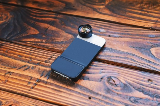 moment lens with case for iphone 6