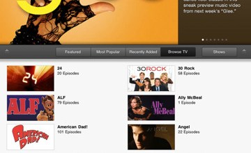 hulu Plus for iPad