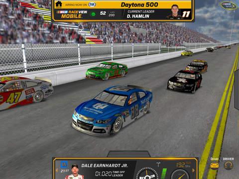 nascar raceview
