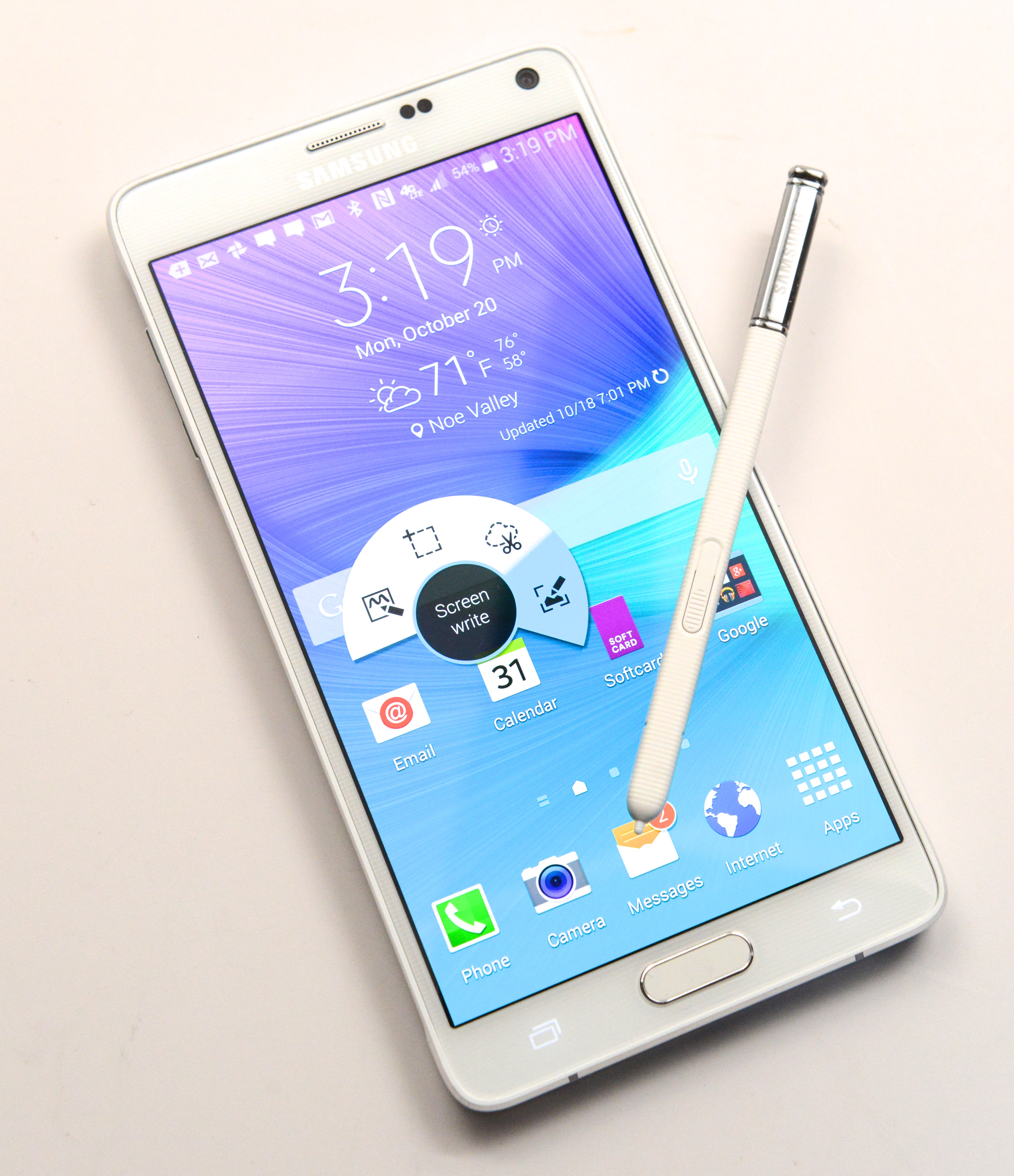 5 Best Android Phones [October, 2014]