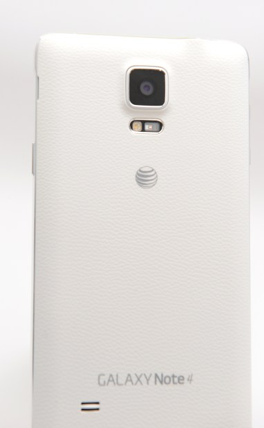 The Galaxy Note 4's 16MP Rear-Facing Camera