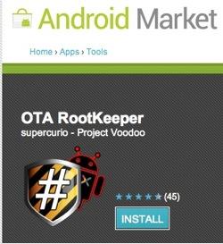 Ota rootkeeper